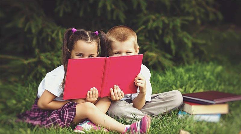 Лето с книгой!