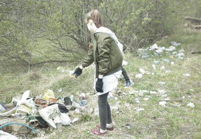 «Пусть посёлок будет чистым!»