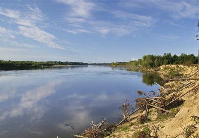 Чулым – река родная!