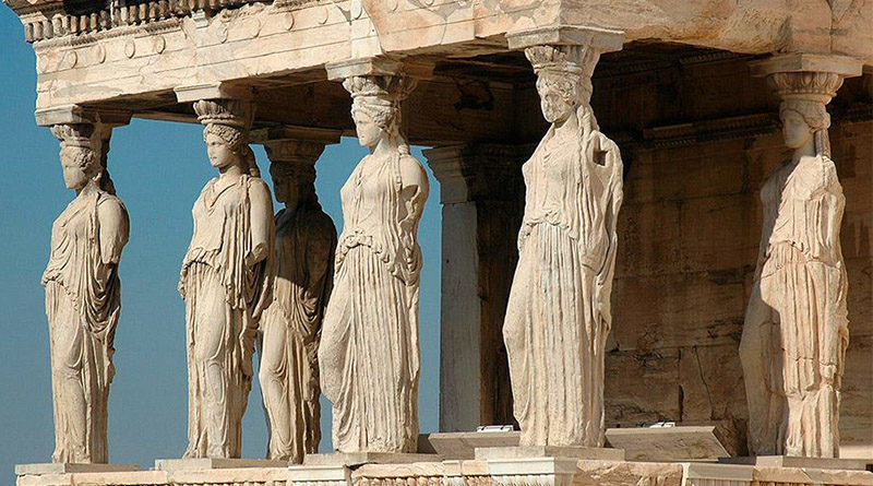 Ко Дню славянской письменности и культуры. Древняя Греция за 18 минут