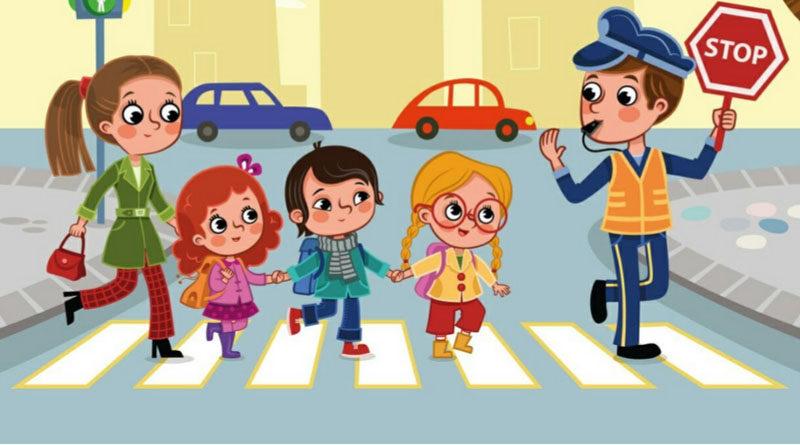 Правила дорожного движения (ПДД) для детей
