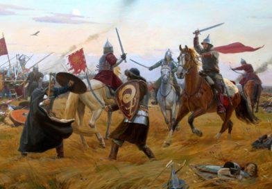 Куликовская битва в картинах художников